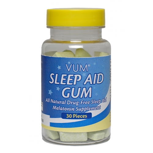 Melatonin Sleep Aid Gum