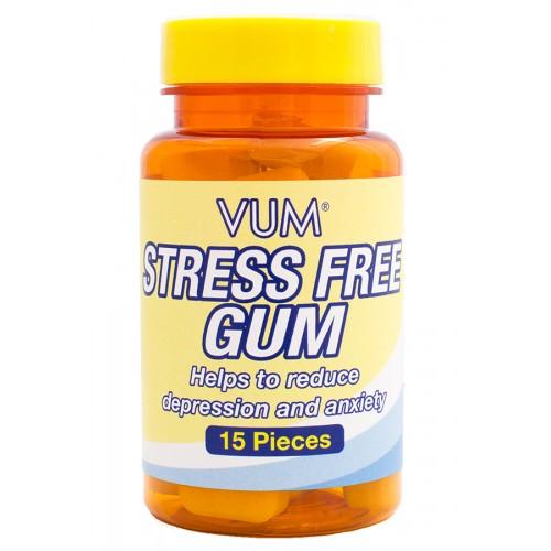 Stress Fee Gum